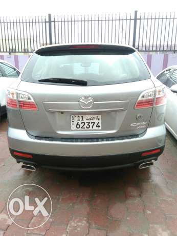 CX9 2012 . Full option. Company sevice. Accident free.