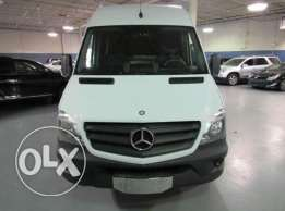 2014 Mercedes-Benz Sprinter Cargo