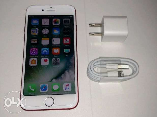 Apple iPhone7 (PRODUCT) RED