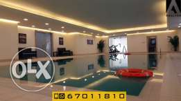luxury two bedroom fursnihed apartment in Jabriya