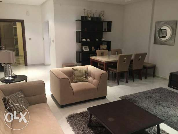 Super luxury sea view three bedrrom apartment for rent in shaab kd 120