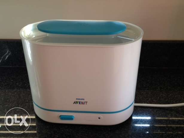 Philips Avent 3in1 Electric sterilizer سلوى -  2
