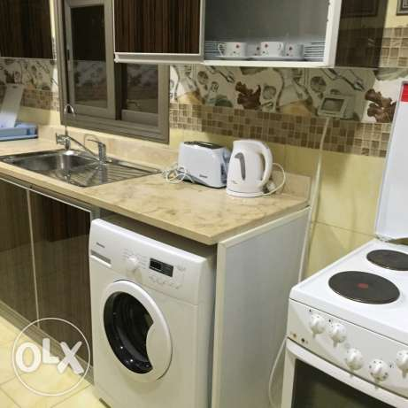 fully furnished apartment for rent. مهبولة -  5