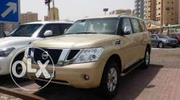 Nissan Patrol SE 2013. Showroom condition.