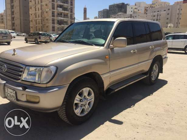 Toyota Land Cruiser 2003 GXR