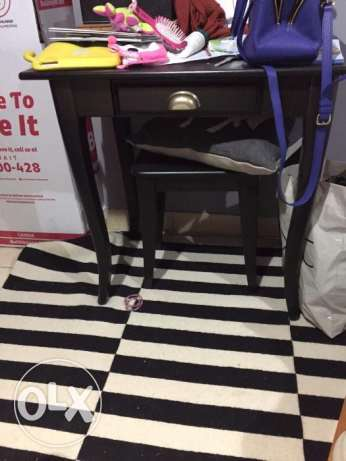 Ikea hacked to retro office or kids room with chair in set for KD 30