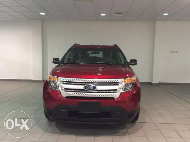 Ford Explorer 2015 excellent condition