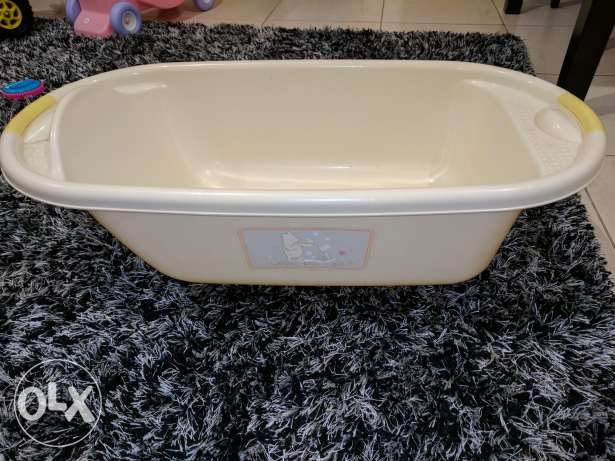 MotherCare baby bath slightly used