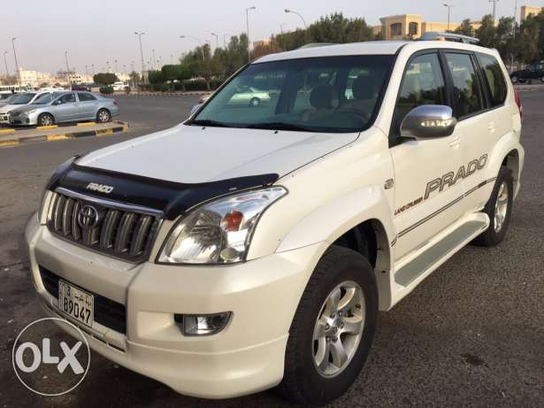 TOYOTA PRADO6 cyl limited edition