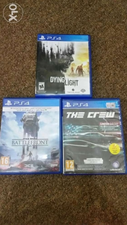 Ps4 Games for sale or exchange