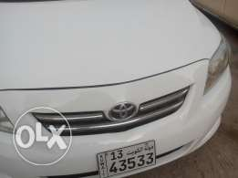 Car far sale Toyota corolla model 2008 price 1200 k.d.