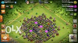 كلاش اوف كلانس تاون هول ٩ clash of clans town hall 9