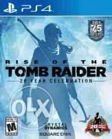 Rise of Tomb Raider (20th Year) - PS4