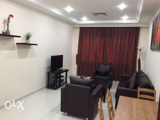 Mahboula , block 2 , 2 bedrooms fully furnished
