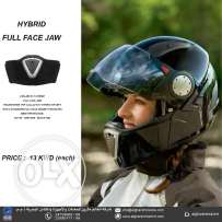 Hybrid Full Face Jaw