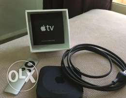 apple Tv with all accessories