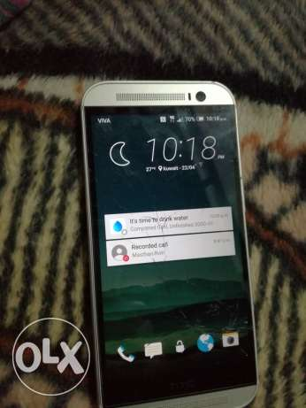 HTC One m8 good working