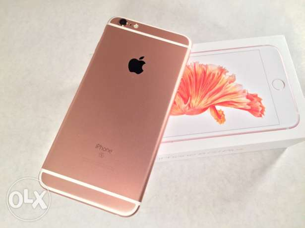 iPhone 6s Plus 64Giga Rose Gold