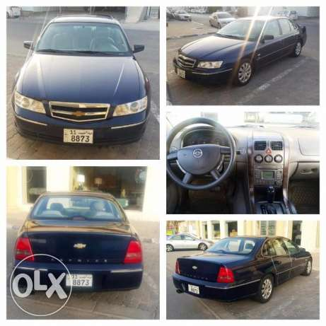 Chevrolet Caprice LS - 2006 Dark Blue
