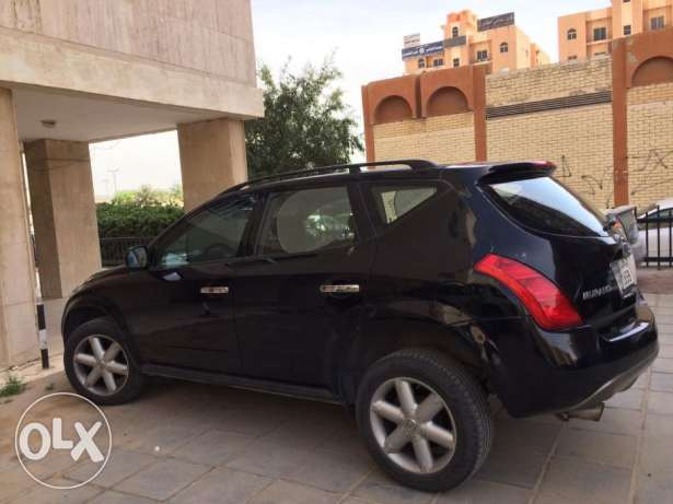 Nissan Murano 2006 نيسان مورانو