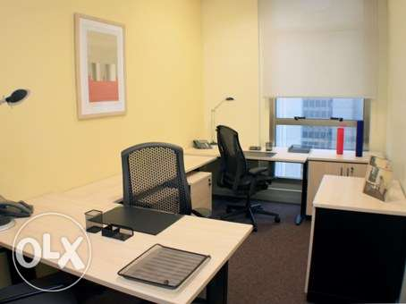 KUWAT City Best Furnished Office Spaces
