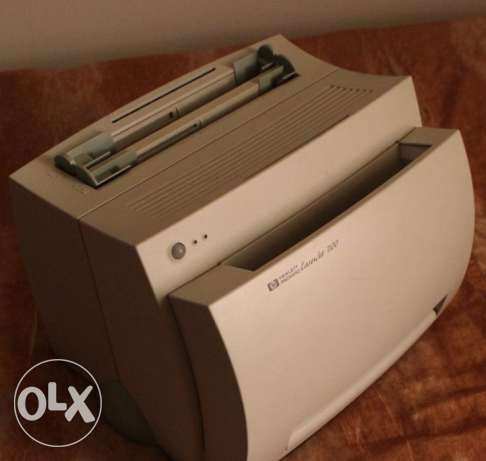 HP LaserJet 1100 Series (Not Used, WITH CARTRIDGE)