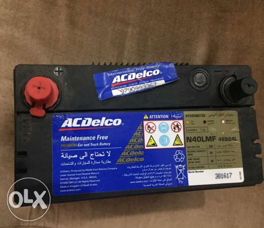 for sale battery acdelco