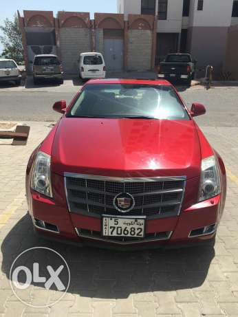 Very rarely used Cadillac CTS 2008