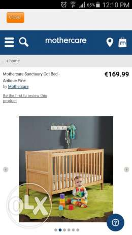 Mother care sanctuary bed
