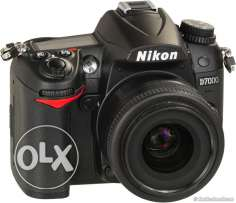 Nikon D7000 with 18-104mm and Nikkor 50mm 1.8D lens
