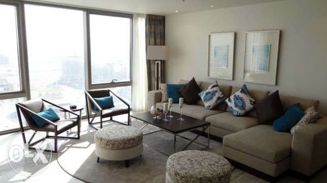 Sea view luxury apartment, with full facilities close to the sea KD850