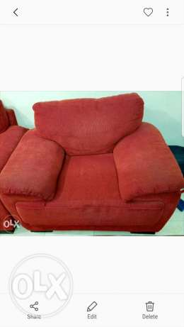 Sofa for sale (3+2+1) seater