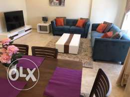 Brand new 2 bedroom fully furnished apartment for rent in Mahboula