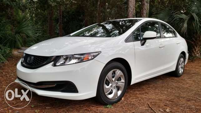 2013 Honda civic fairly used for serious Buyers .