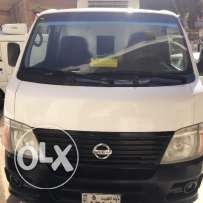 For sale nissan urvan Box with frozen