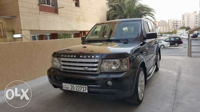 Range Rover super charge 4.2 2008