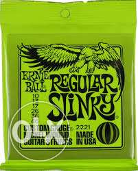 Ernie Ball E Guitar Strings