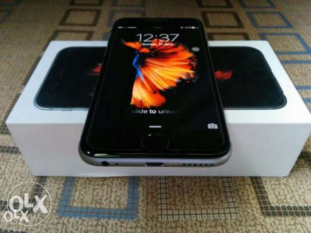 Iphone 6S 64GB USED (Great condition)