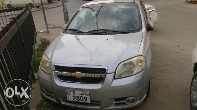Chevrolet Aveo2007 for sale...