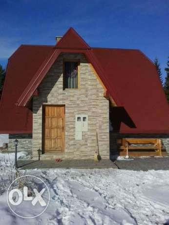 Small house with 2000m2 land in nature near Sarajevo -Bosnia and Herze