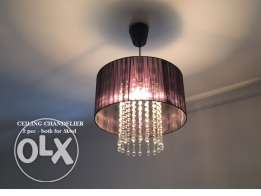 Wall Ceiling Chandelier
