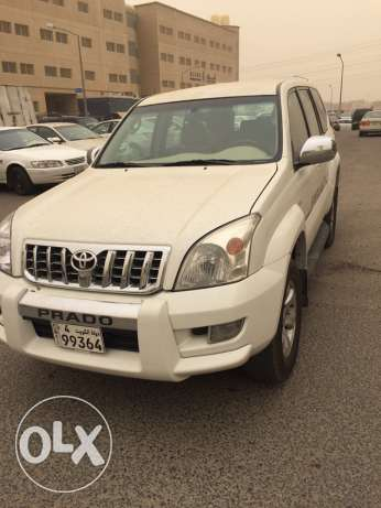 toyota prado 2006 GX for sale
