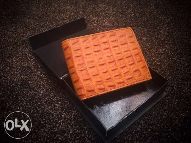 Real Leather Wallet.. Single piece available
