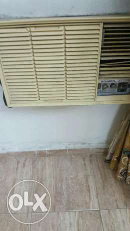 General window ac fredgaire fridge urgent