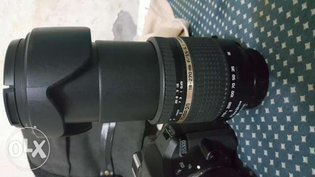 Tamron 18-270mm dia zoom lens(nikon mount) for sale