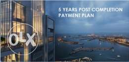 duplex apartment dubai marina pay 50% for 5 years after handover