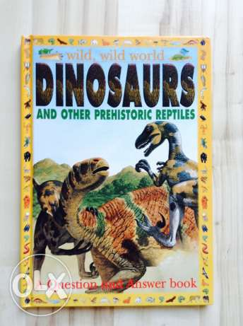 Dinosaurs and other prehistoric reptiles