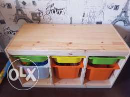 Kids toys storage Ikea