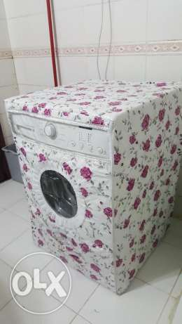 Front loading Washing machine for sale