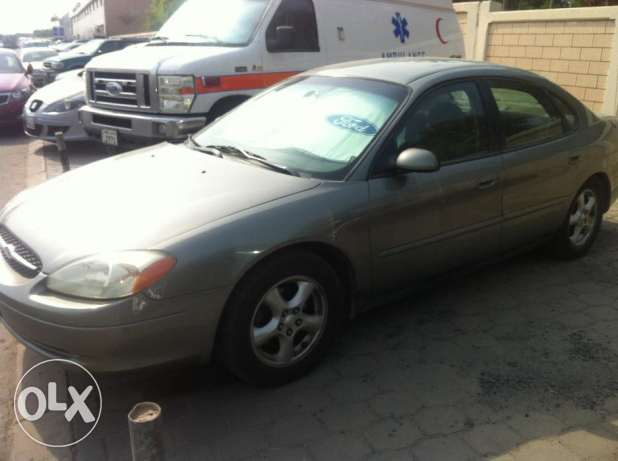 Ford Taurus-Very Good Condition